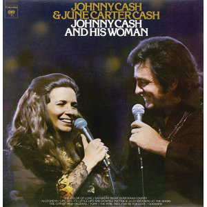 Johnny Cash And His Woman