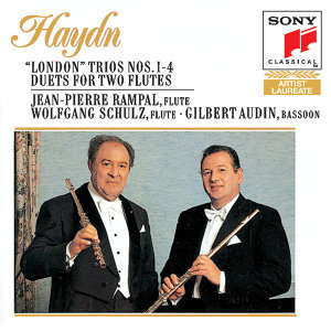 "Haydn: ""London"" Trios Nos. 1-4, Hob. IV: 1-4; Duets for Two Flutes"