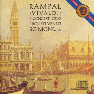 Vivaldi:  Flute Concertos, Op. 10