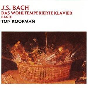 Bach, JS: Das Wohltemperierte Klavier Band 1