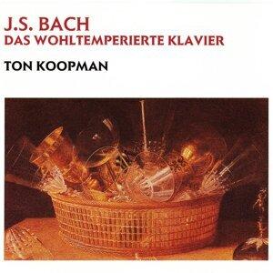 Bach, JS: Das Wohltemperierte Klavier