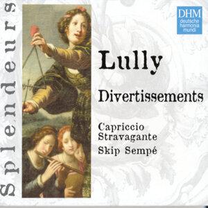 DHM Splendeurs: Lully Divertissiments
