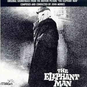 象人電影原聲帶(The Elephant Man)