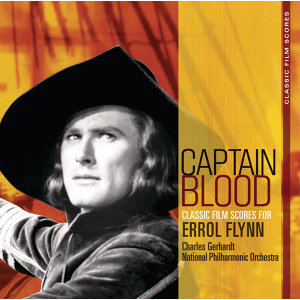 Classic Film Scores: Captain Blood