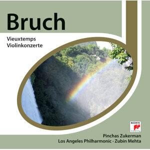 Bruch: Vieuxtemps Violinkonzerte