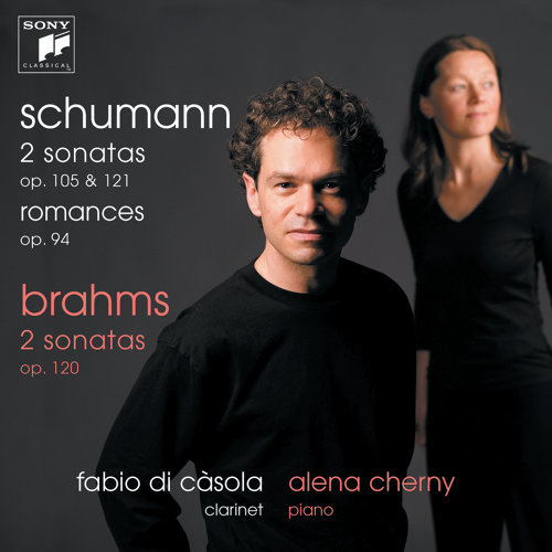 Schumann/Brahms: Works For Clarinet And Piano