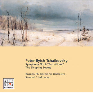 Tchaikovsky: Sym. No.6/Sleeping Beauty-Suite
