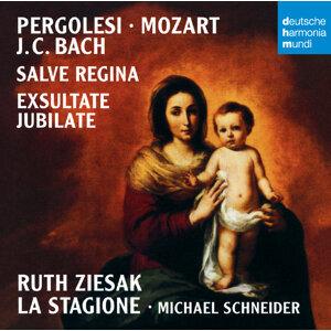 Pergolesi, Mozart, Bach