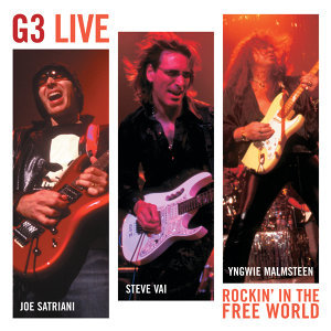 G3 Live:  Rockin' in the Free World