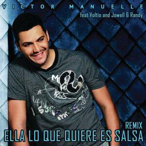Ella Lo Que Quiere Es Salsa (Reggaeton Remix)