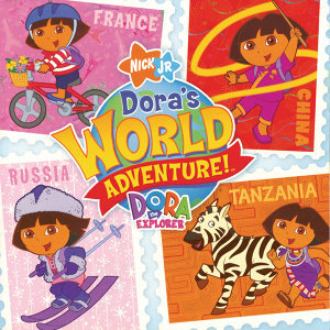 Dora The Explorer World Adventure