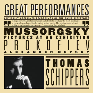Prokofiev: Alexander Nevsky; Mussorgsky: Pictures at an Exhibition