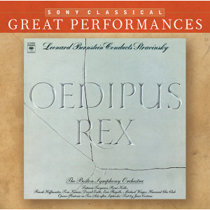 Stravinsky: Oedipus Rex; Symphony of Psalms [Great Performances]