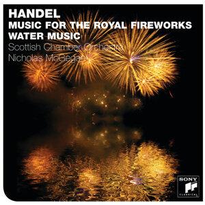 Handel: Fireworks Music & Water Music