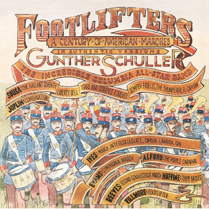 Footlifters - A Century of American Marches