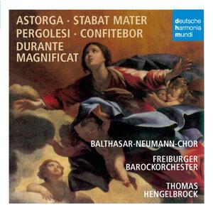 Durante, Astorga, Pergolesi - Sacred Works