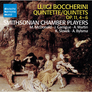 Boccherini: String Quintets Op.11, Nos. 4-6