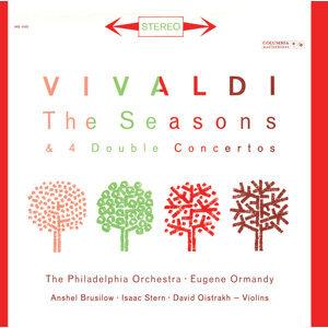 Vivaldi: The Four Seasons, Op. 8; Double Concertos RV 514, RV 517, RV 509 & RV 512 - Sony Classical Originals