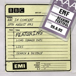 BBC In Concert [29th August 1992] - 29th August 1992