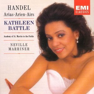 Kathleen Battle - Handel Arias
