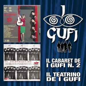 "Il Cabaret De ""I Gufi"" N. 2 / Il Teatrino De ""I Gufi"""