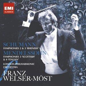 Schumann & Mendelssohn: Symphonies