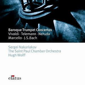 Baroque Trumpet Concertos - -  Elatus