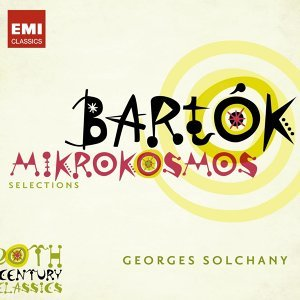 Bela Bartók: Mikrokosmos Books 1-6