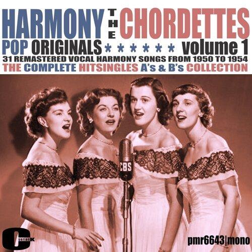 Harmony Pop Originals, Volume 1
