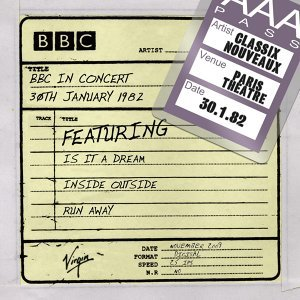 BBC In Concert (13th January 1982) - 13th January 1982