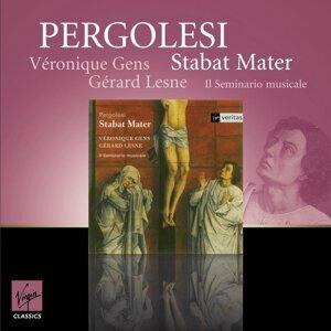 Pergolese - Stabat Mater, Salve Regina