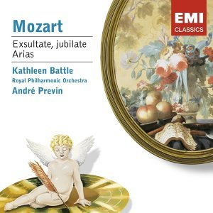 Mozart: Arias/Battle