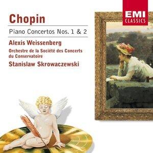 Chopin : Piano Concertos 1 & 2