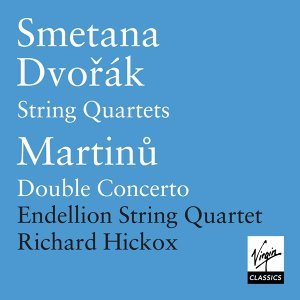 Dvorak/Smetana/Martinu - String Works