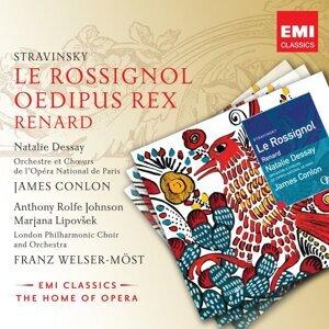 Stravinsky: Le Rossignol [Opera Series] - Opera Series