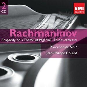 Rachmaninov: Rhapsody on a Theme of Paganini - Études-tableux - Piano Sonata No.2
