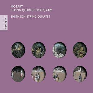 Mozart - String Quartets K 387 & K 421