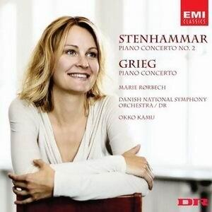 Stenhammar: Piano Concerto no. 2 & Grieg: Piano Concerto