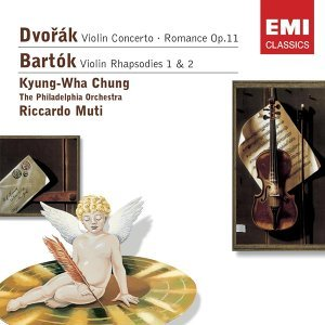 Dvorak: Violin Concerto/Romance etc.