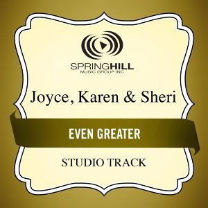 Even Greater (Studio Track)