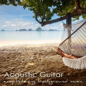 Acoustic Guitar Easy Listening Background Music – Relaxing Guitar Songs with Water Nature Sounds