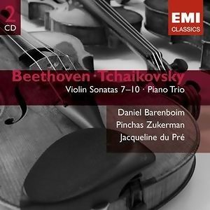 Beethoven: Violin Sonatas 7 - 10, Tchaikovsky: Piano Trio in A minor