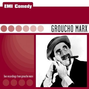 EMI Comedy - Groucho Marx