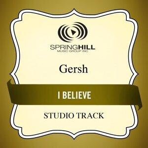 I Believe (Studio Track)