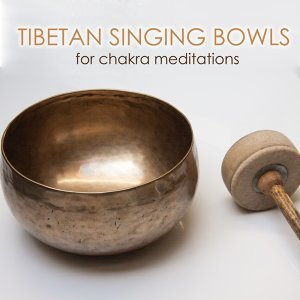 Tibetan Singing Bowls for Chakra Meditations - Oriental Buddhist Music