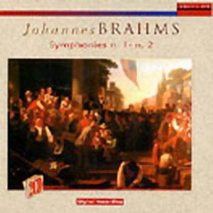 BRAHMS SINFONIA N. 1 / SINFONIA N. 2
