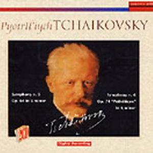 TCHAIKOVSKY SYMPHONY N. 5 / SYMPHONY N. 6