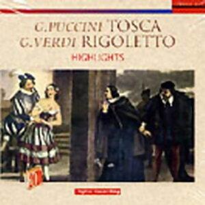 VERDI RIGOLETTO / PUCCINI TOSCA