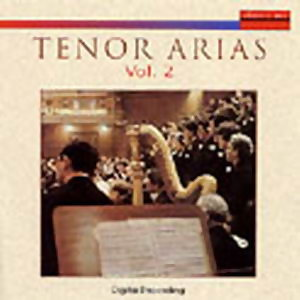 TENOR ARIAS VOL. 2