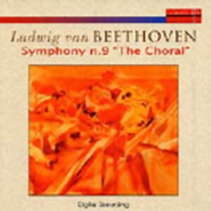 L. VAN BEETHOVEN - SYMPHONY NR. 9 D MOL